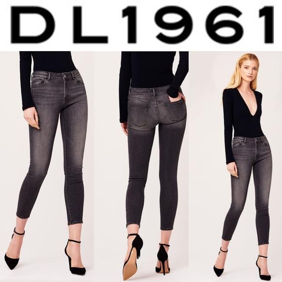 DL1961 Women/'s Margaux Instasculpt Ankle Skinny Jean Choose SZ//Color